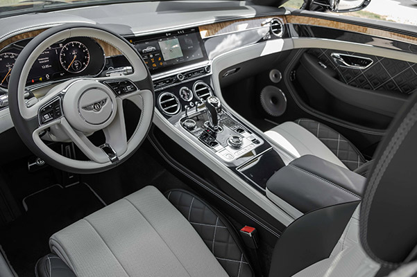 2020 Bentley Continental GT Specs, Performance and Safety Features