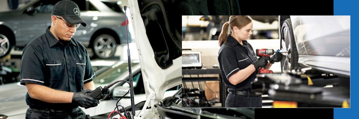 Mercedes Body Repair near Me | MA Mercedes-Benz Body Shop