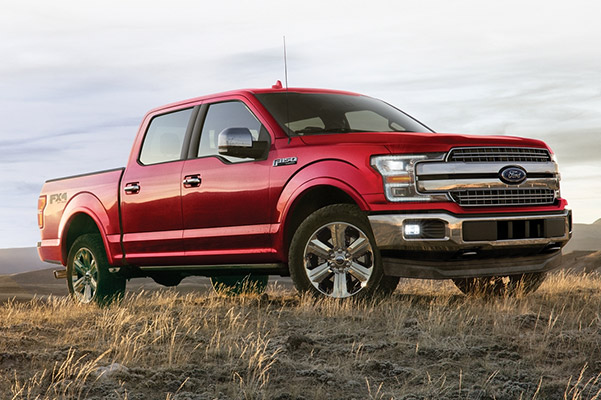 New 2020 Ford F-150 Specs & Features