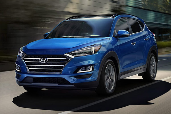 New 2020 Hyundai Tucson Specs & Features