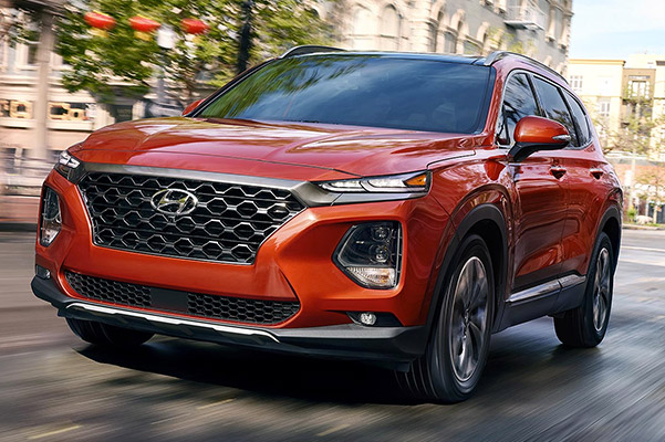New 2020 Hyundai Santa Fe for Sale near Worcester, MA