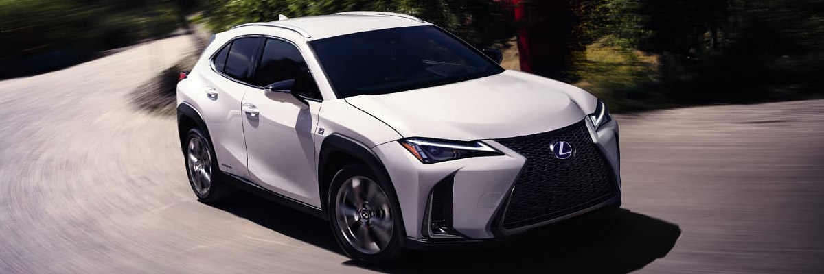 Lease a New 2020 Lexus UX near Me