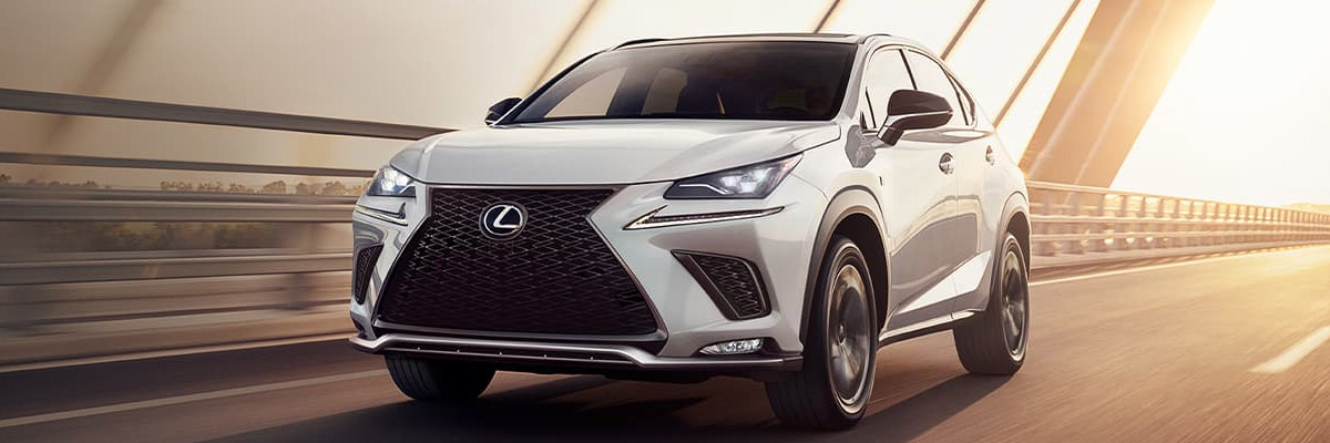 Buy a 2020 Lexus NX near Walpole, MA