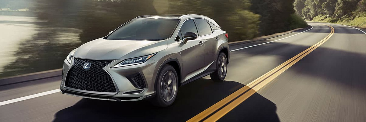 New 2020 Lexus RX Lease Offers