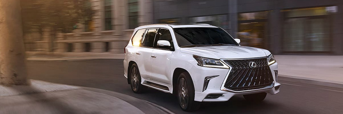 New 2020 Lexus LX Financing Options