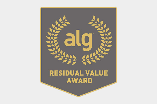 ALG Residual Value Award logo